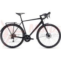 Bicicleta Cube Nuroad EXC black/grey 2018