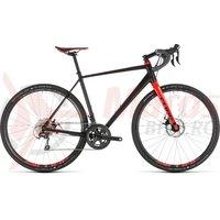 Bicicleta Cube Nuroad Pro Black/Red 2019