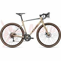Bicicleta Cube Nuroad Pro Desert/Black 2021