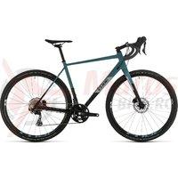 Bicicleta Cube Nuroad Race Black/Greyblue 2020