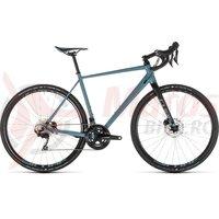 Bicicleta Cube Nuroad Race Blue/Black 2019