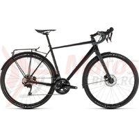 Bicicleta Cube Nuroad Race FE Black/Grey 2019