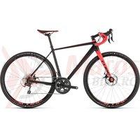 Bicicleta Cube Nuroad WS Black/Coral 2019