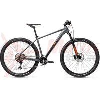 Bicicleta Cube Race One 27.5' Grey/Orange 2021