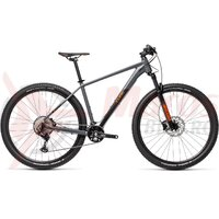 Bicicleta Cube Race One 29' Grey/Orange 2021