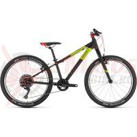 Bicicleta Cube Reaction 240 SL Red/Green/Black 2020