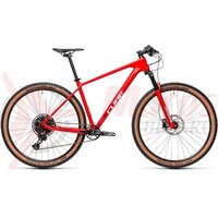 Bicicleta Cube Reaction C:62 One 29' Red/White 2021