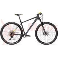 Bicicleta Cube Reaction C:62 Pro 29'' Carbon/Yellow 2021