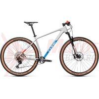 Bicicleta Cube Reaction C:62 Pro 29'' Grey/Blue/Red 2021
