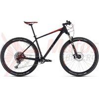 Bicicleta Cube Reaction C:62 Pro carbon/red 2018