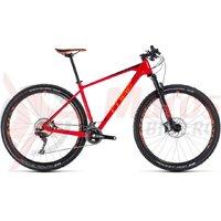 Bicicleta Cube Reaction C:62 Race red/orange 2018