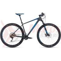 Bicicleta Cube Reaction C:62 SL grey/blue 2018