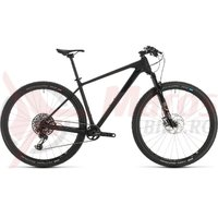 Bicicleta Cube Reaction C:62 SLT carbon/silver 2020