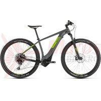 Bicicleta Cube Reaction Hybrid Eagle 500 29