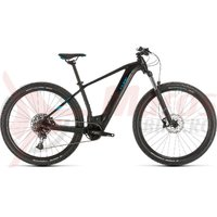 Bicicleta Cube Reaction Hybrid Ex 625 29' black/blue 2020