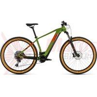 Bicicleta Cube Reaction Hybrid Ex 625 29