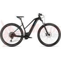 Bicicleta Cube Reaction Hybrid Ex 625 29' Trapeze black/blue 2020