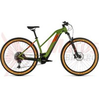 Bicicleta Cube Reaction Hybrid Ex 625 29' Trapeze green/orange 2020
