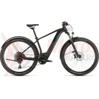 Bicicleta Cube Reaction Hybrid Ex 625 Allroad 29 black/blue 2020