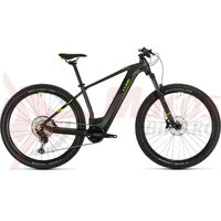 Bicicleta Cube Reaction Hybrid EXC 500 29 iridium/green 2020