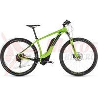 Bicicleta Cube Reaction Hybrid One 400 27.5