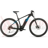 Bicicleta Cube Reaction Hybrid One 500 29' black/blue 2020