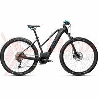 Bicicleta Cube Reaction Hybrid One 500 29' Trapeze Black/Blue 2021