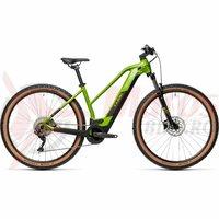 Bicicleta Cube Reaction Hybrid One 500 29' Trapeze Deepgreen/Black 2021