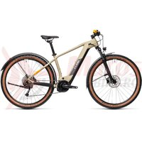 Bicicleta Cube Reaction Hybrid Performance 500 Allroad 27.5' Desert/Orange 2021