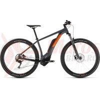 Bicicleta Cube Reaction Hybrid PRO 400 29