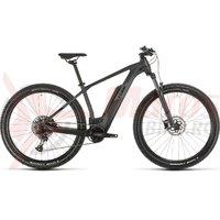 Bicicleta Cube Reaction Hybrid Pro 500 29' iridium/black 2020
