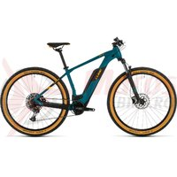 Bicicleta Cube Reaction Hybrid Pro 500 29' pinetree/orange 2020