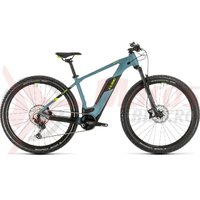 Bicicleta Cube Reaction Hybrid Race 500 29' blue/green 2020