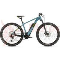 Bicicleta Cube Reaction Hybrid Race 500 29' blue/green 2020