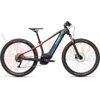 Bicicleta Cube Reaction Hybrid Rookie SL 400 Teamline 2021