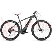 Bicicleta Cube Reaction Hybrid SLT 500 Kiox 29