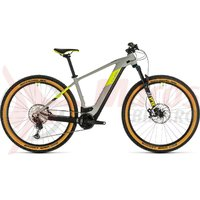Bicicleta Cube Reaction Hybrid SLT 625 29 grey/yellow 2020