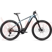 Bicicleta Cube Reaction Hybrid SLT 625 29 Novablue/Black 2021