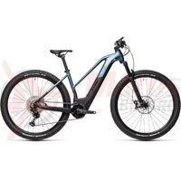 Bicicleta Cube Reaction Hybrid SLT 625 29 Trapeze Novablue/Black 2021