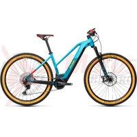 Bicicleta Cube Reaction Hybrid SLT 625 29 Trapeze Petrol/Peach 2021