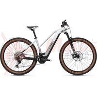 Bicicleta Cube Reaction Hybrid SLT 625 29 Trapeze White/Grey 2021