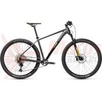 Bicicleta Cube Reaction Pro 27.5'' Grey/Yellow 2021