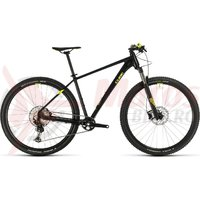 Bicicleta Cube Reaction Pro 29'' Black/Flashyellow 2020