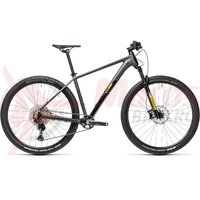 Bicicleta Cube Reaction Pro 29'' Grey/Yellow 2021