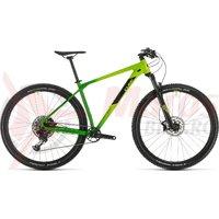 Bicicleta Cube Reaction Race 29'' Green/Black 2020