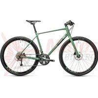 Bicicleta Cube SL Road Pro Greygreen/Green 2021