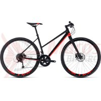 Bicicleta Cube SL Road Pro Trapeze black/red 2018