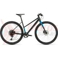 Bicicleta Cube SL Road Pro Trapeze Iridium/Blue 2020