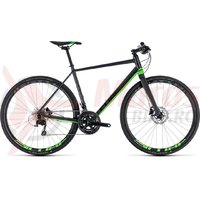 Bicicleta Cube SL Road Race iridium/green 2018