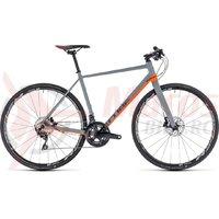 Bicicleta Cube SL Road SL grey/orange 2018